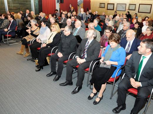 El déficit económico con Madrid centra el discurso de Salord por la Diada