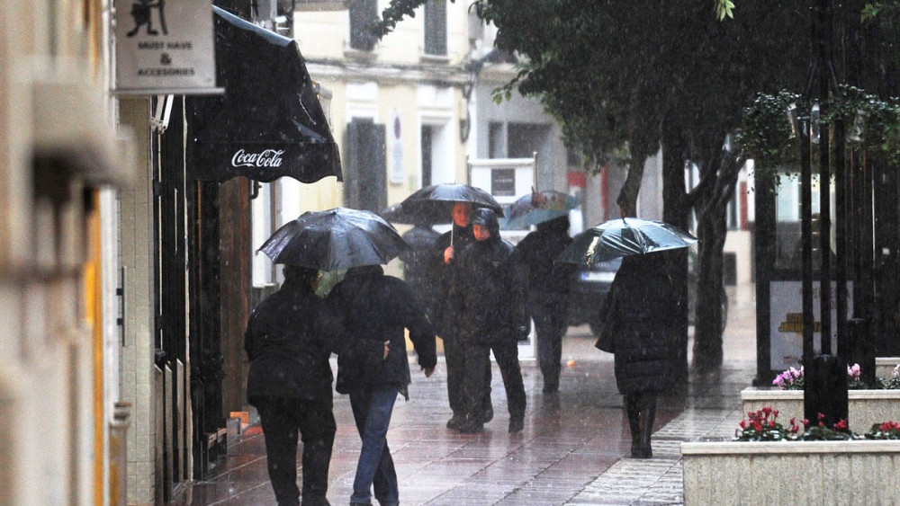 Paraguas.