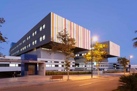 Hospital de Ca'n Misses, en Ibiza.