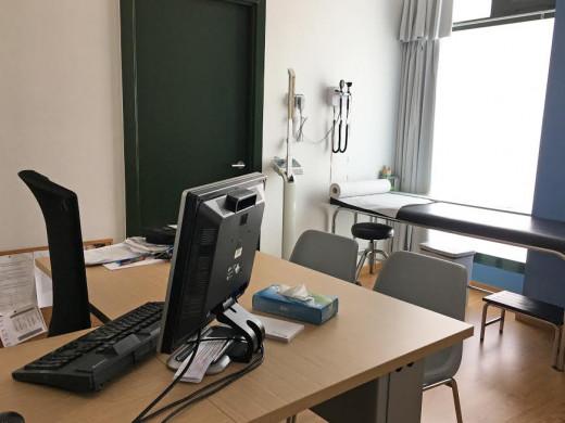 (Fotos) Dalt Sant Joan de Maó amplía la zona de pediatría