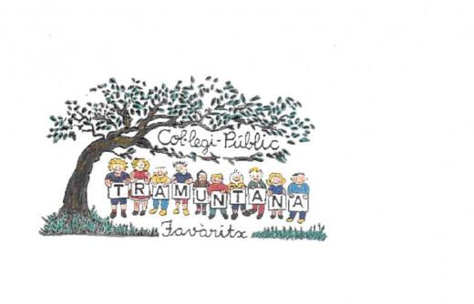 Logotipo de la escuela.