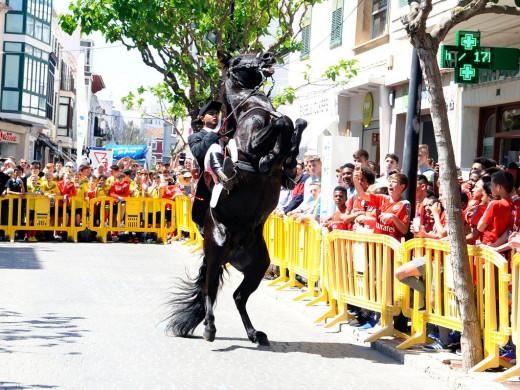 (Galería de fotos) Espectacular puesta en escena de la Mecup Menorca