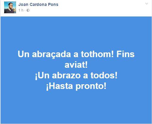 joan cardona adeu