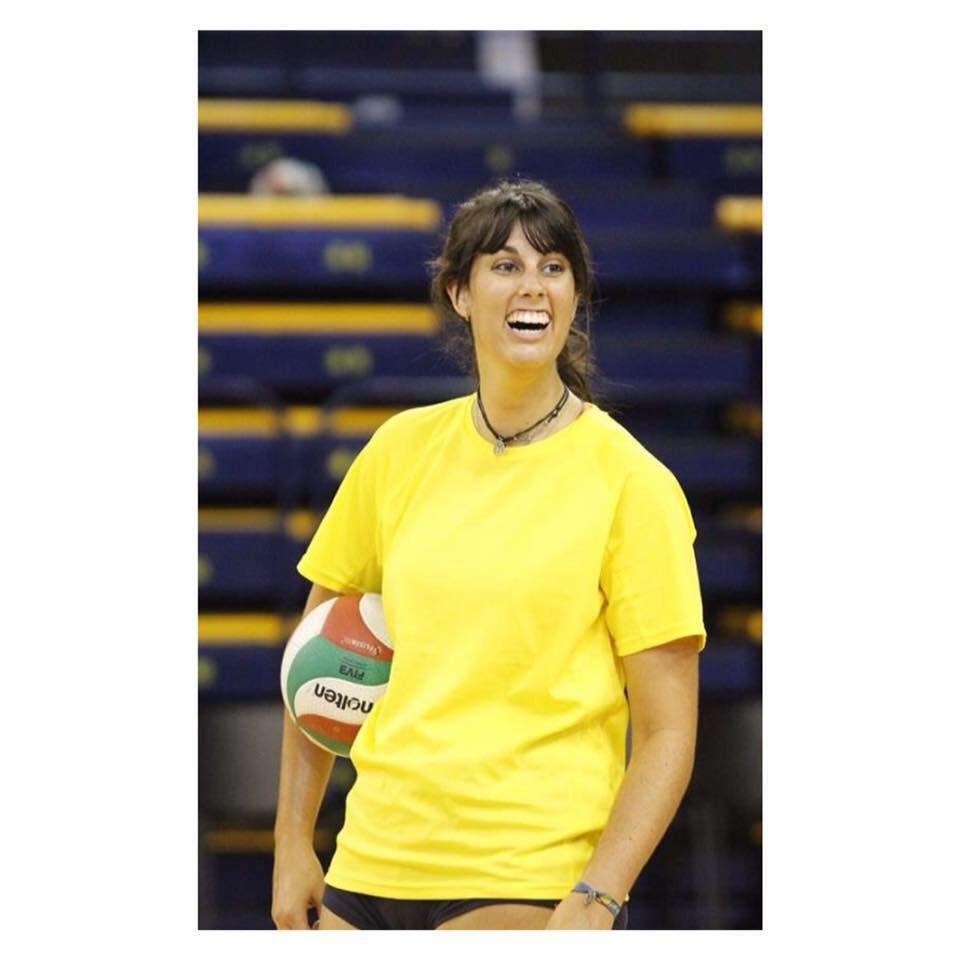 Judith Porras, nueva jugadora del Avarca (Foto: CVC)