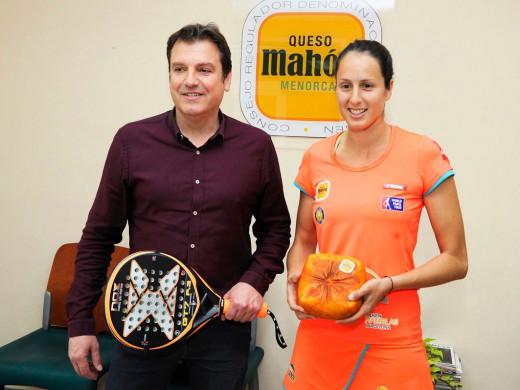 (Galería de fotos) Gemma Triay, la nueva embajadora del Queso Mahón-Menorca