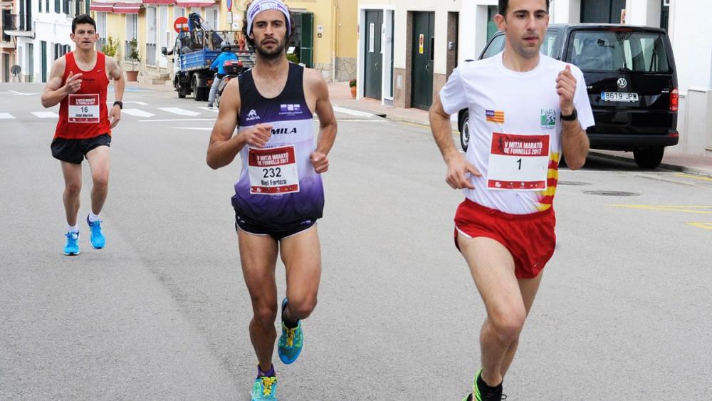 Quintana, liderando la carrera.