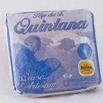 Hijo de F Quintana se lleva la Medalla de oro al mejor queso de vaca curado.