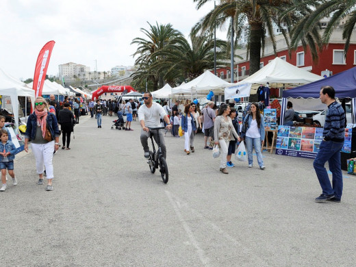 El One Punta Prima Day se estrena en Maó con éxito de asistencia