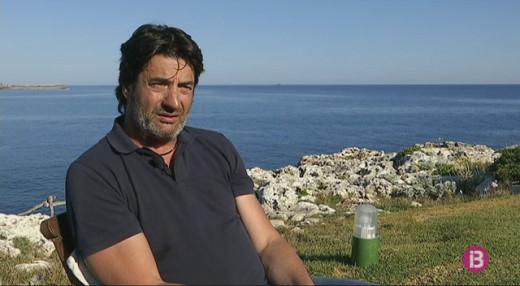 Captura de pantalla de la entrevista concedida a IB3 Televisió.
