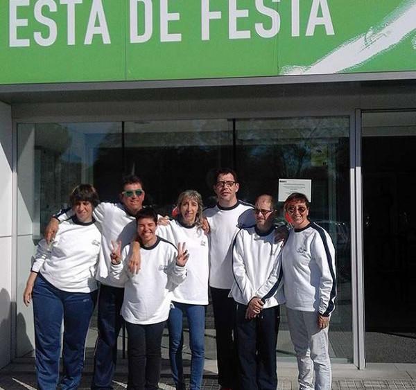 Delegación del Club Vidalba.
