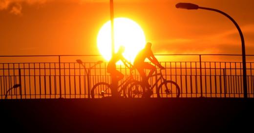 El sol tiene las horas contadas en Menorca.