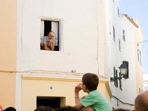 (Galería de fotos) S'Homo des be ya está en la calle