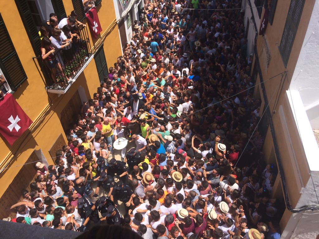 Multitud.
