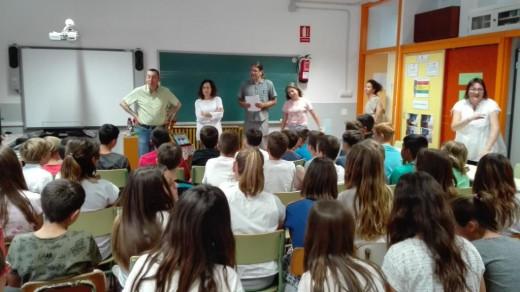 Colegio en Menorca.