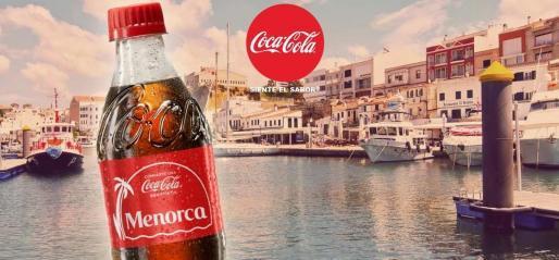Imagen promocional de la campaña sobre Menorca.