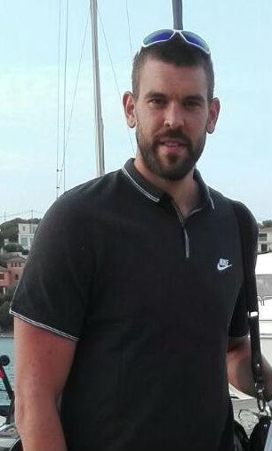 Marc Gasol, en Menorca.