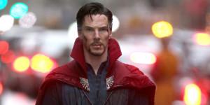 Como Dr. Strange ha entrado en el universo Marvel. Ya tiene un film protagonizado por él, otro que se estrena este año y un tercero de Los Vengadores previsto para 2018.