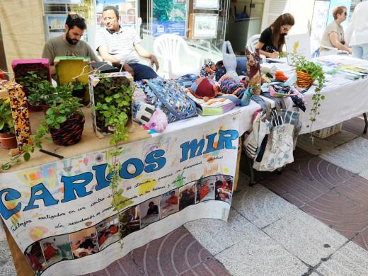 (Fotos) Maó se viste de solidaridad este sábado