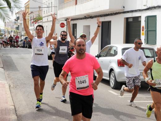 (Fotos) Rafael Quintana y Maria Pallicer mandan en Es Castell
