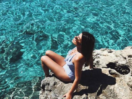 """(Galería de fotos) Así han sido las vacaciones de """"Dulceida"""" en Menorca"""