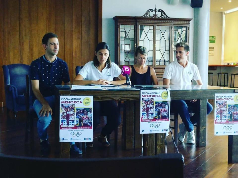 Imagen de la presentación del nuevo proyecto (Foto: Lô Esport)