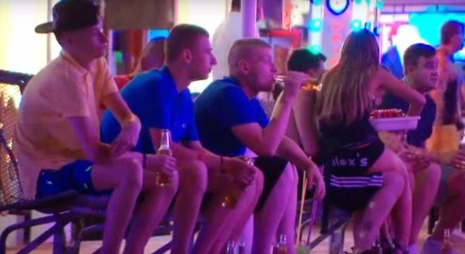 La lucha contra el alcohol en los turistas está siendo uno de los temas principales del verano