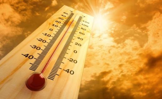 Las temperaturas se disparan a partir del jueves.