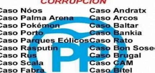 El PP devuelve dinero sentenciado.