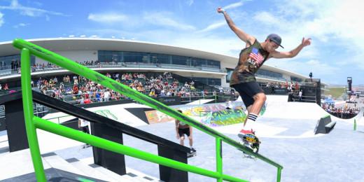 El skate ya será olímpico en los Juegos de Tokio en 2020.