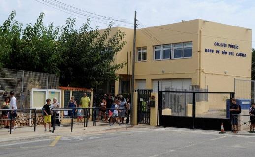Colegio en Menorca