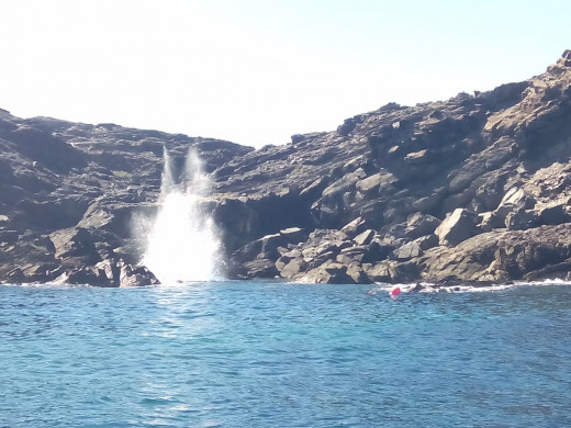 (Fotos) Así desactivó la Armada los proyectiles localizados en Favàritx