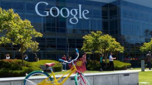 Edificio de Google.