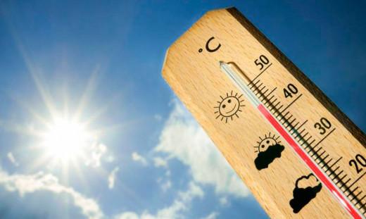 El termómetro podría alcanzar hoy los 34ºC.