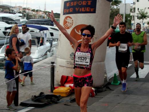 (Galería de fotos) Maria Pallicer y Toni Godoy prolongan su reinado