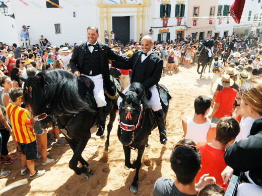 (Fotos) Un Sant Bartomeu épico