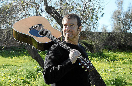 Cris Juanico, en una imagen promocional, participará en la primera edición del Trona Festival.