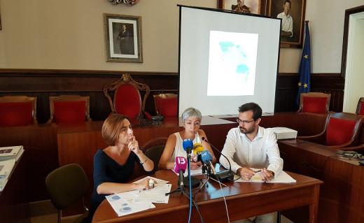 Rueda de prensa de presentación del proyecto