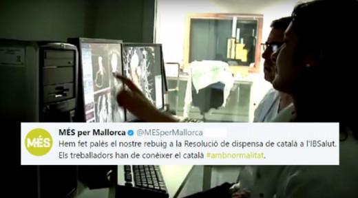Tuit de Més per Mallorca.