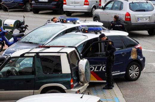 vehiculos de la policia nacionalcoches z