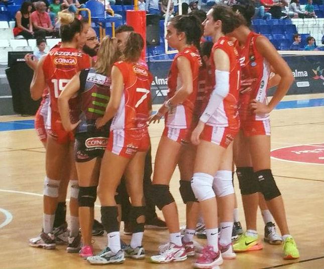 El Vòlei Ciutadella ya jugó el año pasado en Palma este torneo.