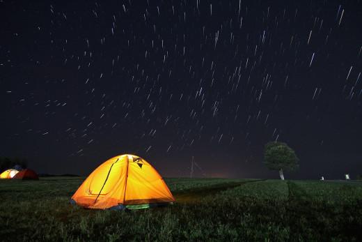 La lluvia de estrellas se verá bien este año en Menorca