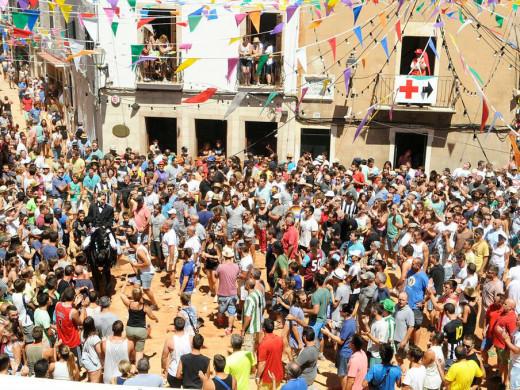 (Fotos) Segundo día grande en Alaior