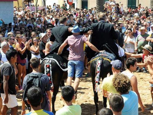 "(Fotos) Fiesta y ""jaleo"" en Sant Climent"