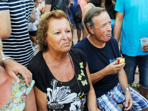 (Fotos) Fiesta y júbilo en Sant Lluís