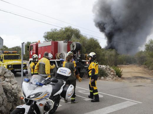 (Fotos y vídeo) Las imágenes del desastre