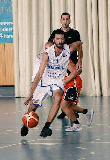 Dani García bota la pelota