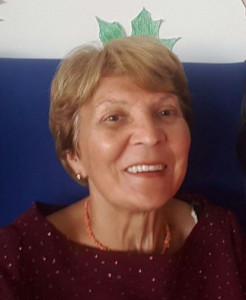 Foto actualizada de la mujer desaparecida.