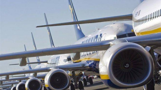 Las aerolíneas trasladaron 975.890 pasajeros en el mes de septiembre hasta el archipiélago.