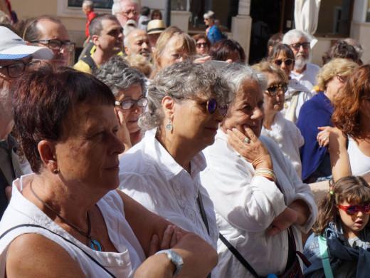 (Fotos) Menorca pide diálogo