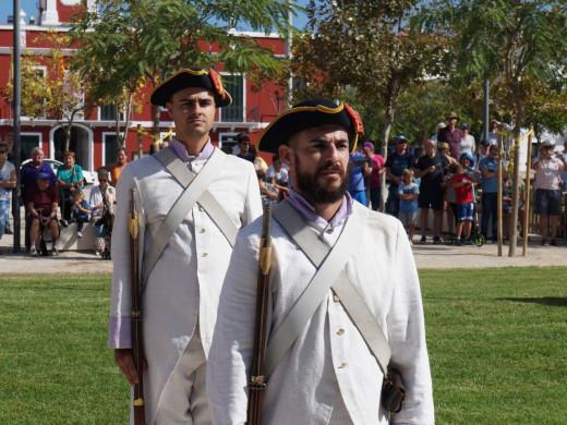 (Fotos) Es Castell revive una porción de la historia de Menorca